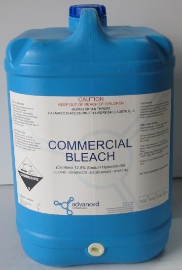 2138 Chemtest Commercial Bleach 12 5 Sodium